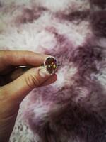 Drága köves gyűrű