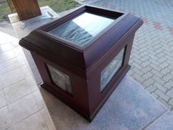 Gyüjtó doboz,26x22x22 cm