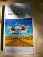 Ray Bradbury : Marsbéli krónikák