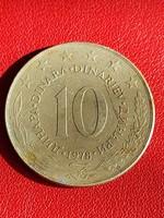 1978 10 dinar