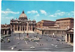 Vatikáni képeslap