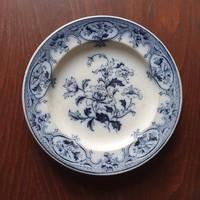 Waldsteiner Pest fajansz tányér