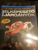 Elképesztő járgányok 2.-Lego épitők könyve