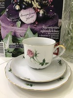 Rose Angol porcelán szett a rózsák kedvelőinek