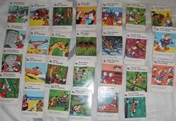Régi retro kártyajáték Disney KABA Micky Maus egy lap hiányzik!