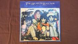 The Beatles Ballads vinyl hanglemez