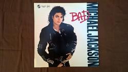 Michael Jackson Bad vinyl hanglemez