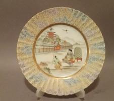 Kínai tányér
