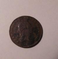 I. Ferenc 1 krajcár 1800 A