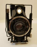 Voigtländer Compur antik fényképezőgép