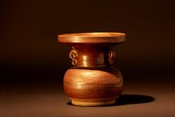 Ritka japán kerámia váza (1800-as évek)