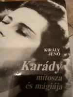 Könyv Karády mítosza  és mágiája - Király Jenő