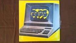Kraftwerk Computer World vinyl hanglemez