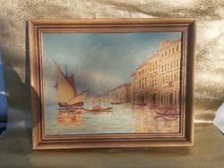 Csodálatos Velencei festmény.