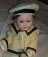 Antik Armand Marseille fiú baba, 985 modell