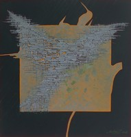 SZAKÁCS IMRE (Budapest 1948 - ) Lebegés 2008