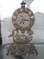 Antik fonalingás asztali/kandalló óra 3