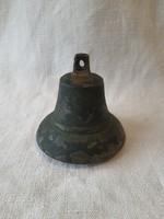 Antik Bronz Harang Csengő.Jelzett.