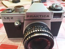 Retro  Praktica LB2 Fényképezőgép eladó!