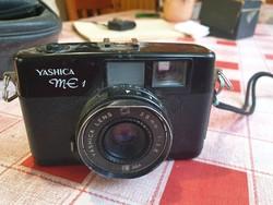 YASHICA  fényképezőgép tokkal  eladó!