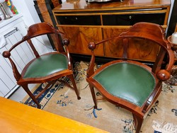 Pair of Lingel chairs