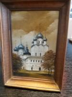 Kremlt ábrázoló festmény