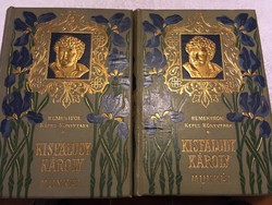 Kisfaludy Károly munkái Remekírók képes könyvtára !(1903)