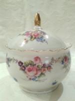 Hollóházi porcelain bonbonier