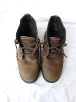 Gyerek téli cipő (35, barna, bőr)