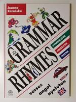 Grammar Rhymes (verses angol nyelvtan)