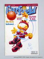 2009 március  /  GARFIELD # 231      /  SZÜLETÉSNAPRA! Eredeti, régi KÉPREGÉNY Szs.:  13143