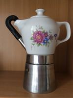 Hollóházi kávéfőző - 4 személyes
