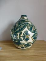 Gyönyörű,extrém ritka Lomonosov váza horgonyos jelzéssel,Leningrad Vlagyimir Gorodetszkij terve