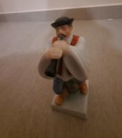 Herendi Furulyázó Juhász, Juhász furulyával figura