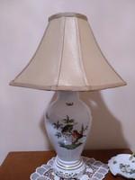 Herendi Rothschild  lámpa + ernyő