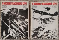 A második világháború képei 1-2. kötet