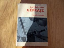 (1974) Géprajz - Dr. Vörös Imre