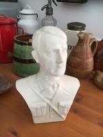 Hitler szobor,birodalmi,náci,Ww1,Ww2,kerámia