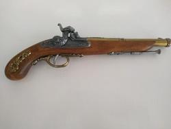 Replika fegyver, pisztoly 37 cm