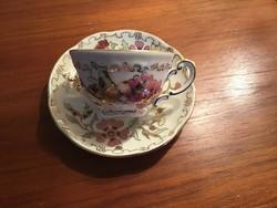 Zsolnay mokkás csésze