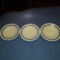 Alföldi porcelán kávéscsésze alj (3 db)