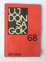 Újdonságok 68 - Színjátszók Kiskönyvtára - Öt új magyar egyfelvonásos - Propaganda Iroda