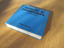 Analóg IC-zsebkönyv - Lengyel Géza (vastag katalógus)