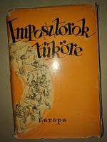 Imposztorok tűköre Spanyol kópé-regények  1957