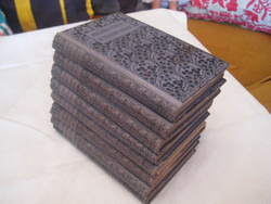 Antik könyvsor  az 1900 as évek elejéről  -  Molnár F , Krúdy  ..........