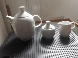 """Alföldi porcelán kávés kis készlet- """"Bella 207"""" gyári alap modell, Ambrus Eva design"""
