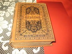 LESSING válogatott művei  / Lessing Werke /  1834 .ből  németül