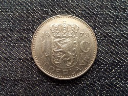 Hollandia I. Julianna (1948-1980) 1 Gulden 1972 (id15351)