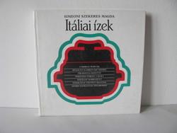 Itáliai ízek- könyv
