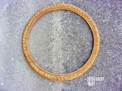 Antik képkeret 49 cm-es falcmérettel
